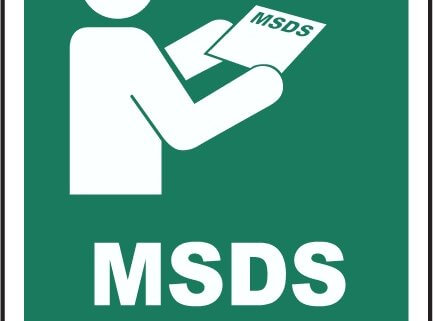 Gilsonite MSDS