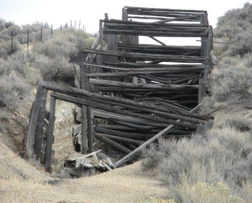 Gilsonite Mine