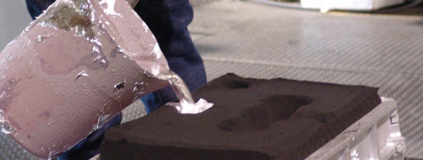 gilsonite in foundry sands