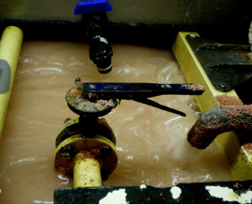 Gilsonite in Water Based Drilling Muds